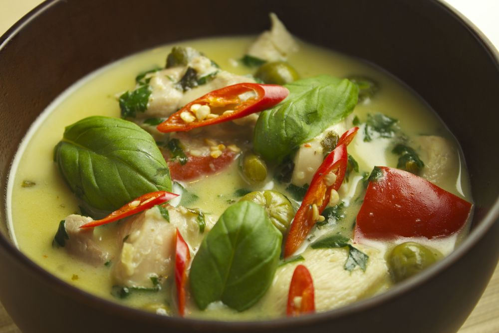 green curry $ 15 50 our green curry is available with beef or chicken ...