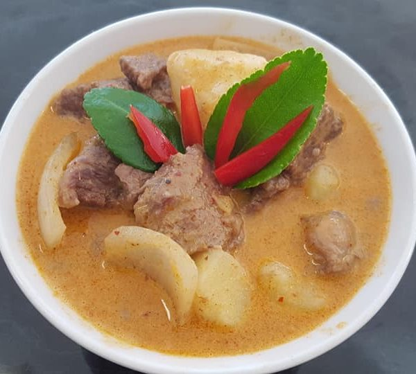 Masaman Curry Beef