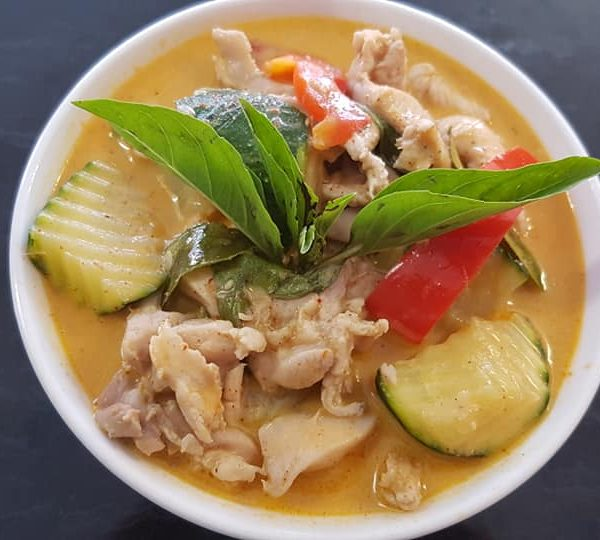 Red Curry - Beef or Chicken